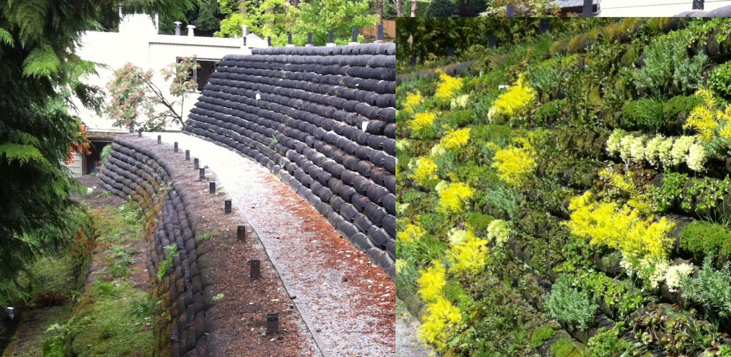 Featured Projects Flex Mse Vegetated Wall System