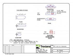 GTX Bag & Interlocking Plate - Flex MSE