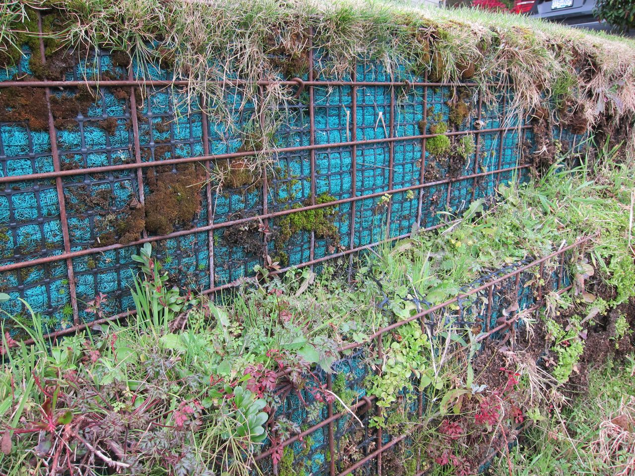 Gabion Baskets Compared To The Flex Mse Vegetated Wall System