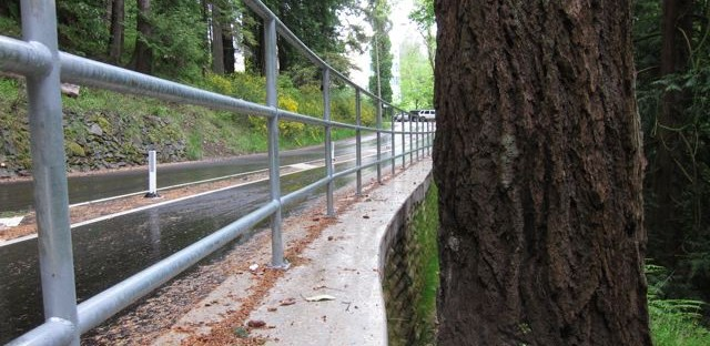 Sensitive Roadway Construction