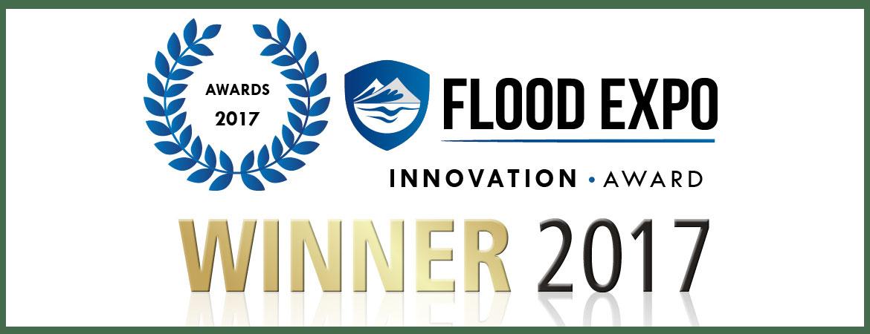 Flood Expo Innovation Award 2017